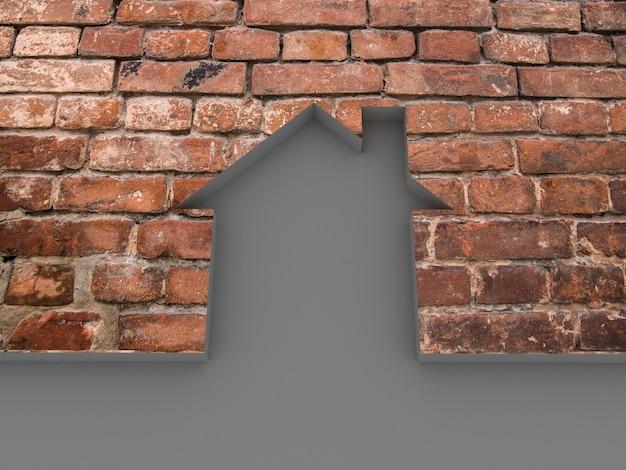 Briques de maison