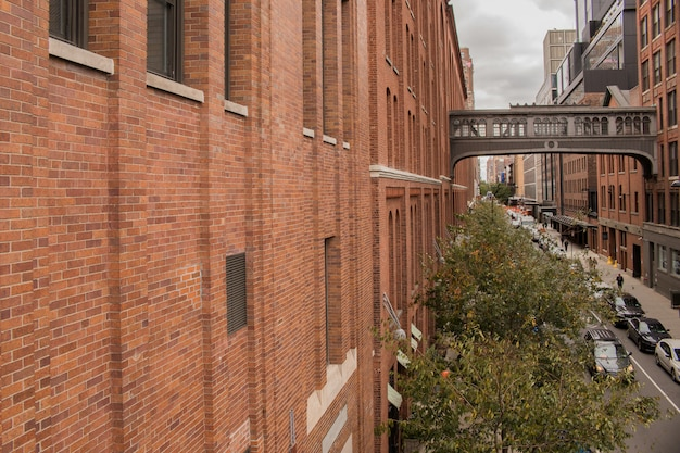 Briques à new york