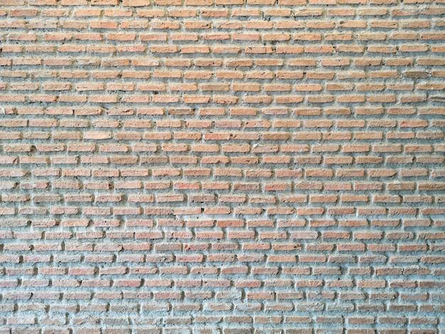 Briques et texture concrète pour l'impression de fond.