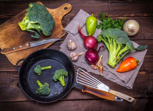 Brocoli frais au chou