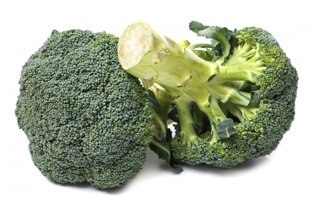 Brocoli sur la table