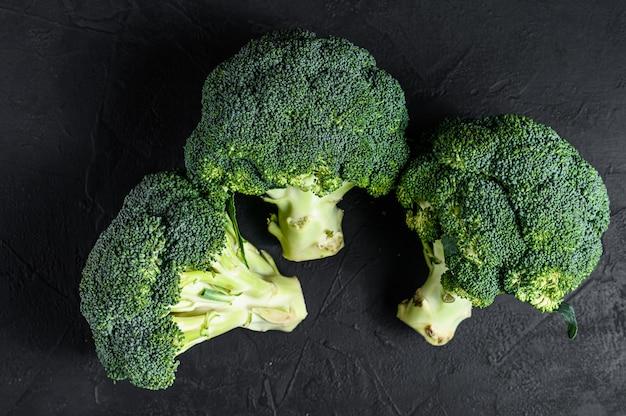 Brocoli vert cru