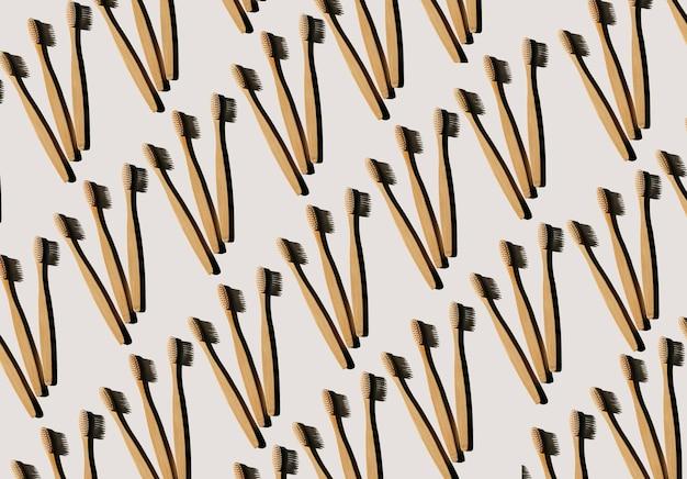 Brosses en bambou écologiques