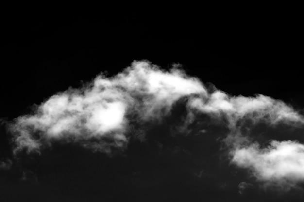 Brouillard abstrait ou fumée