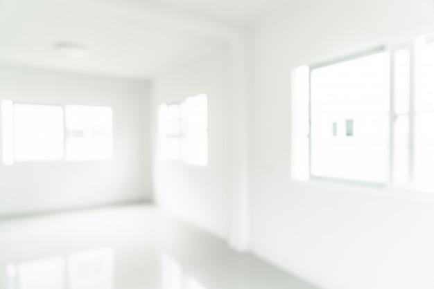 Brouiller l'image de la maison pour le fond