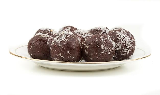 Brown gulab jamun