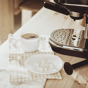 Broyeur de machine à café barista
