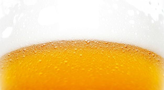 Bulles de bière