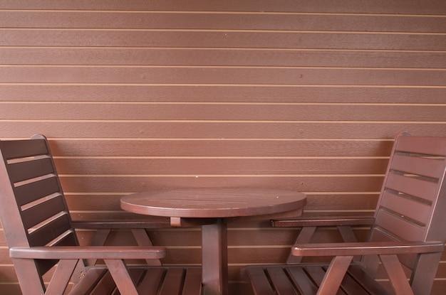 Bureau de café vide dans un café