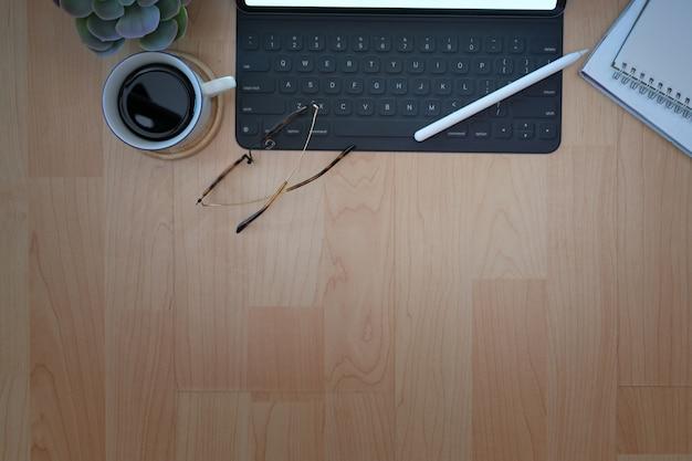 Bureau et espace de copie