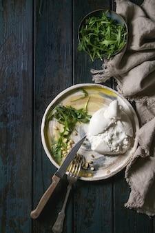 Burrata italienne