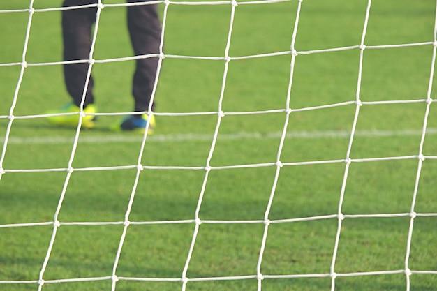 Le but du football est au centre des préoccupations de certains joueurs.