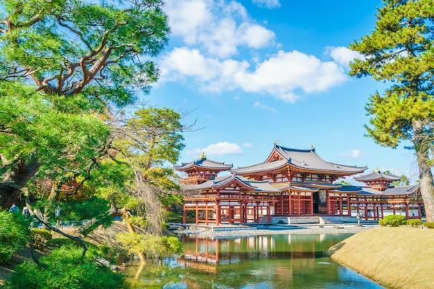 Byodo-in temple kyoto, japon
