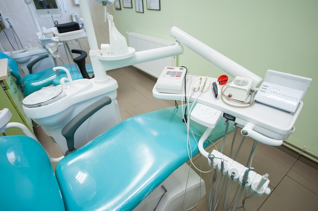 Cabinet dentaire moderne