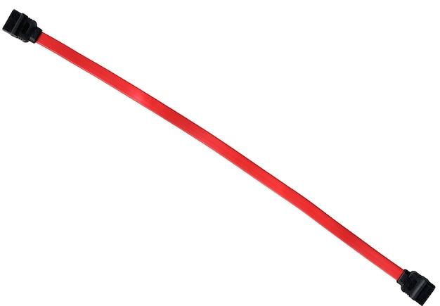 Câble sata isolé