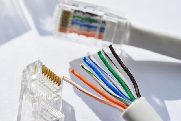 Câble de torsion outil à paire torsadée ethernet utp cat 5