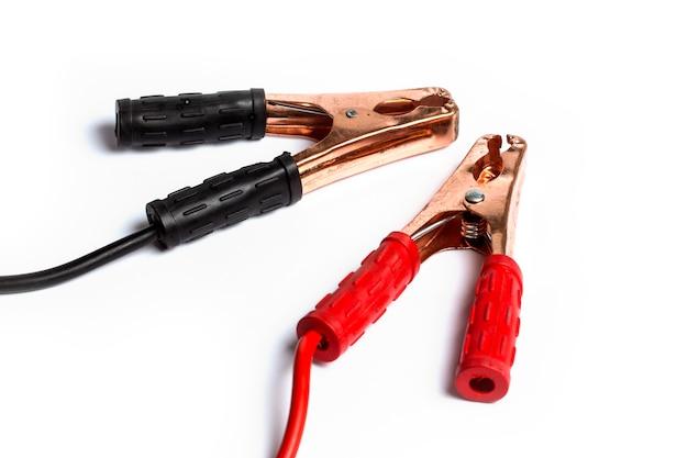 Câbles de démarrage de la batterie