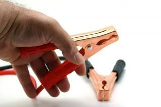 Câbles de démarrage et de la main