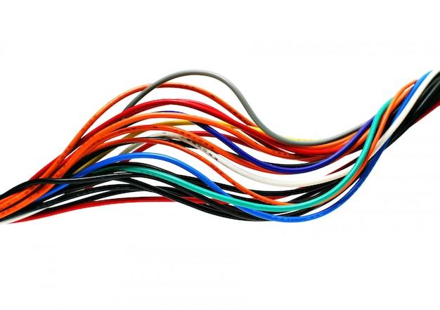 Câbles lumineux isolés