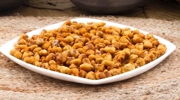 Cacahuètes masala