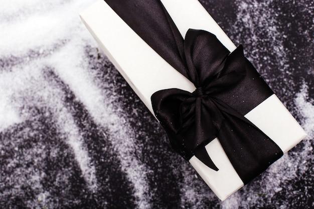 Cadeau sur la glace