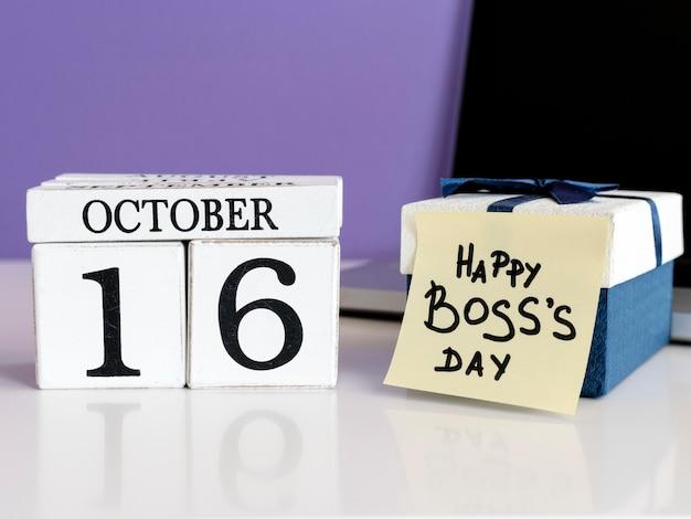 Cadeau pour le jour du patron