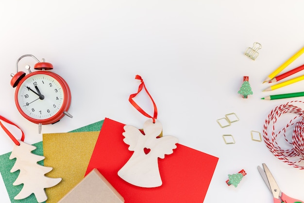 Cadeaux de décoration pour le nouvel an ou noël