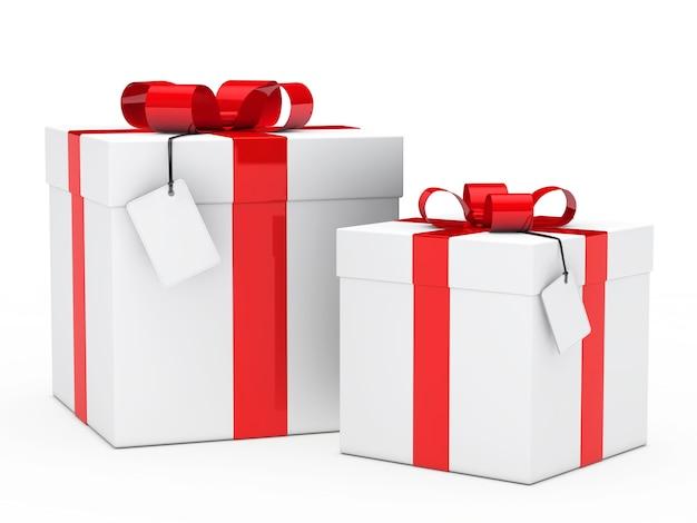 Cadeaux préparés pour anniversaire