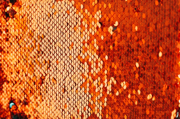 Cadre intégral en tissu à paillettes décoratif brillant