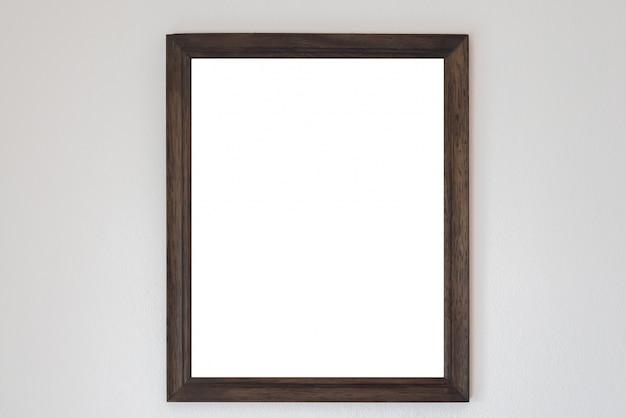 Cadre photo blank