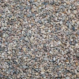 Cadre. pierres de vue de dessus