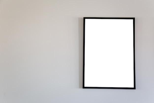 Un cadre vide est associé à un message texte ou à un contenu.