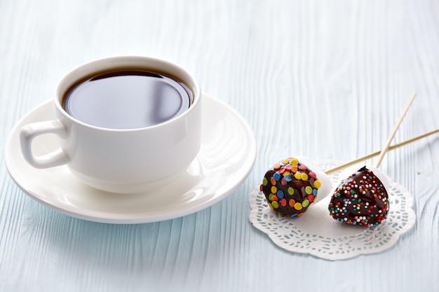 Café aux guimauves.