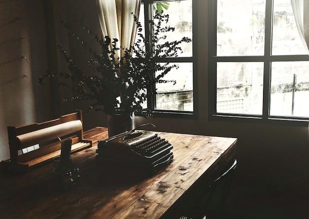 Un café branché dans la ville