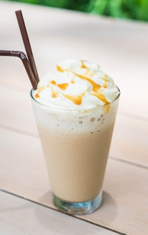 Café cappuccino glacé