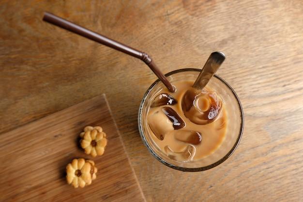 Café dégoulinant à la thaïlandaise