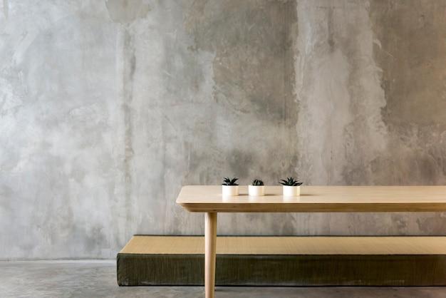Café design intérieur objectif boutique concept