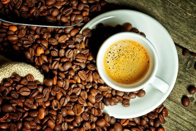 Café expresso et café