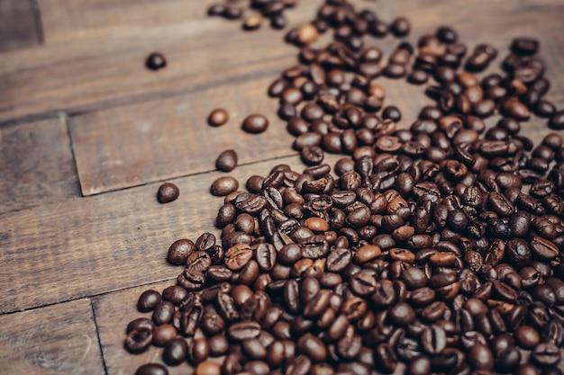 Café en grains, articles de café torréfié