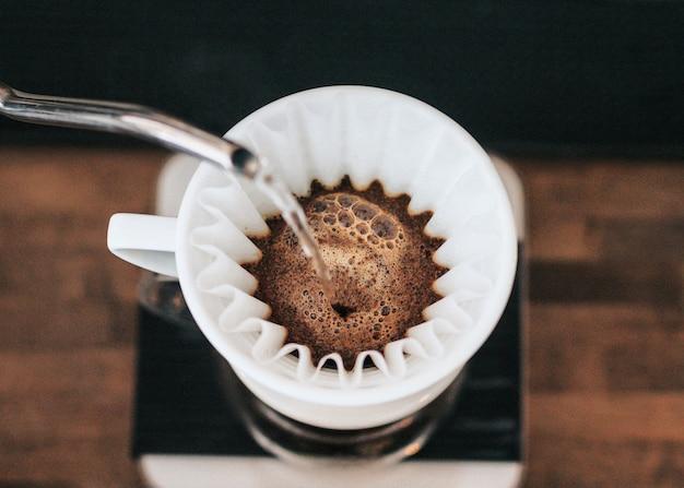 Café le matin
