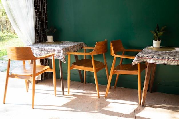 Café moderne intérieur confortable, stock photo