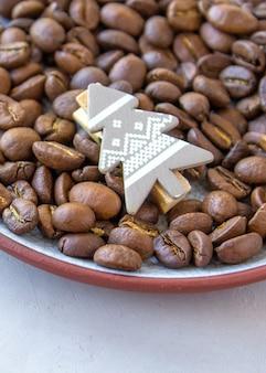 Café nouvel an hiver