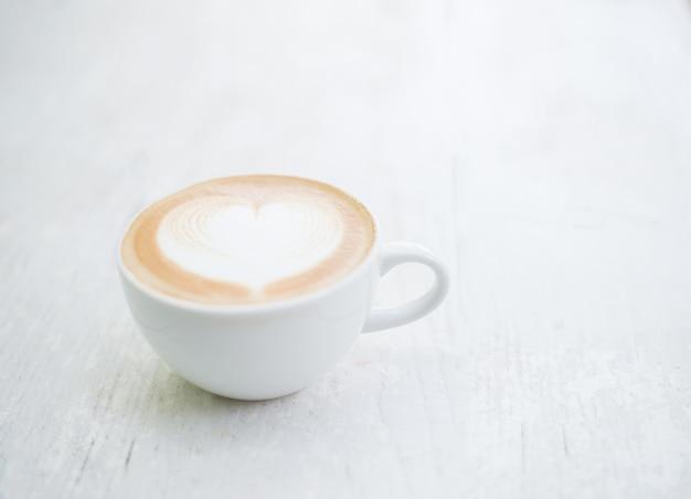 Café en plein air petit-déjeuner expresso