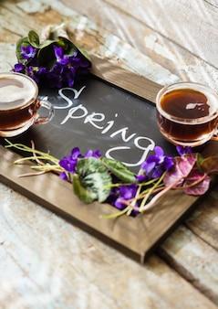 Café de printemps