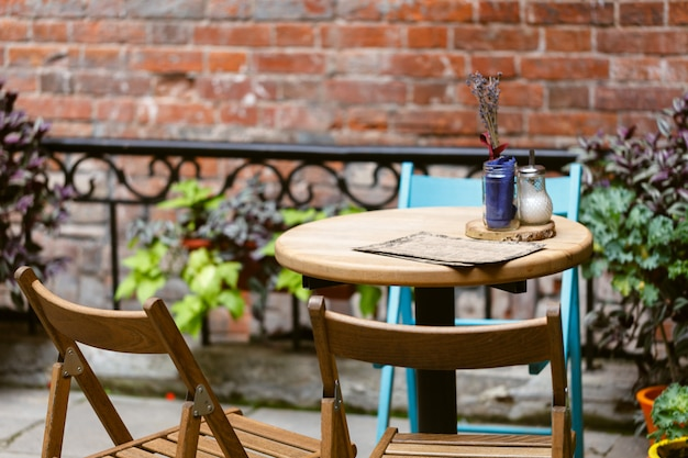 Café de rue en europe