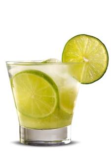 Caipirinha aux fruits au citron du brésil