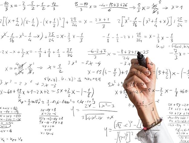 Calcul mathématique