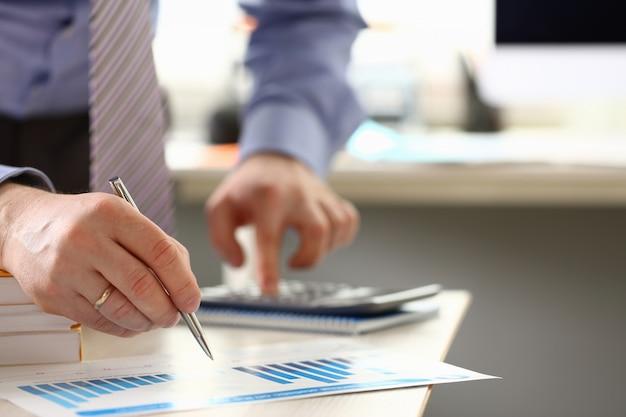 Calcul de la taxe sur la stratégie d'investissement financier