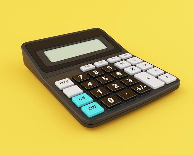 Calculatrice 3d.