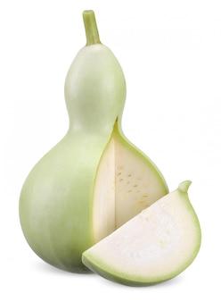 Calebasse fraîche